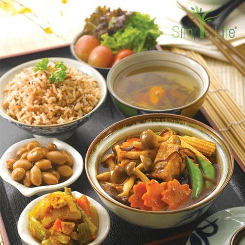 Organic Beancurd Hot Pot / 有机豆腐煲
