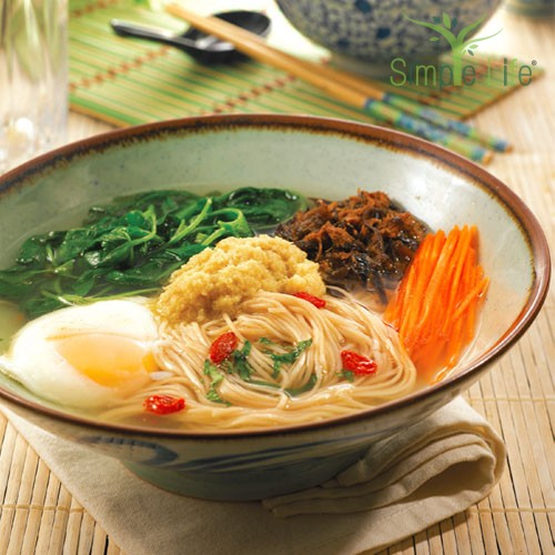 Ginger Extract Brown Rice Mee Sua / 姜汁糙米面线汤