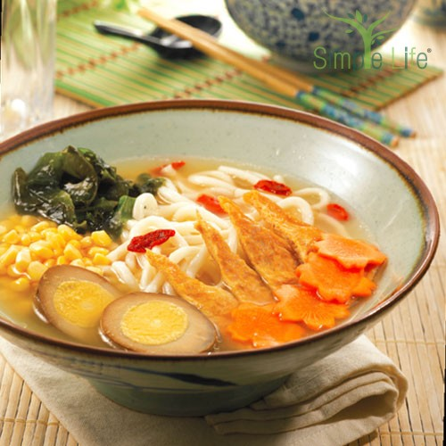 Udon Miso Soup / 乌冬味噌汤