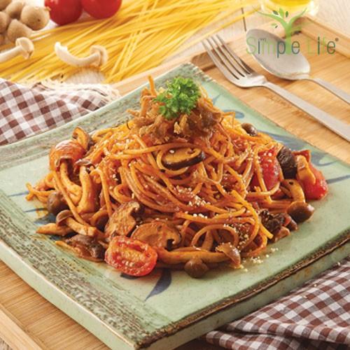 Tomato Concasse Spaghetti / 番茄酱意大利面