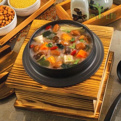 Peanut Multi-Grain Porridge / 花生五谷粥