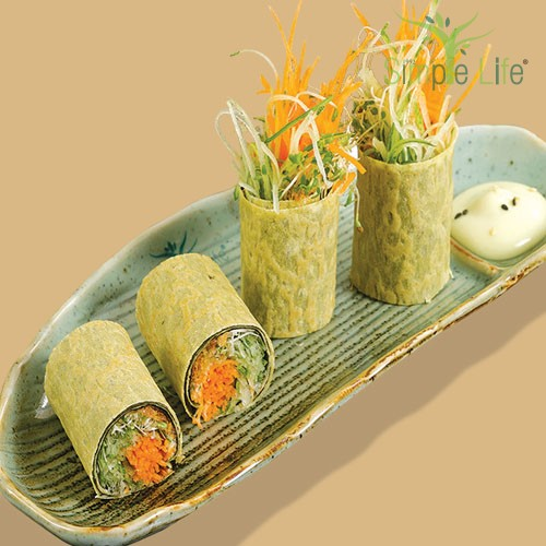 Japanese Egg Roll / 日式蔬菜蛋卷