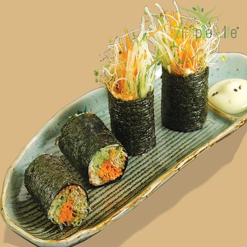 Seaweed Roll / 紫菜卷