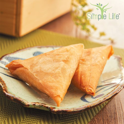 Curry Potato Samosa / 酥炸马铃薯咖哩角