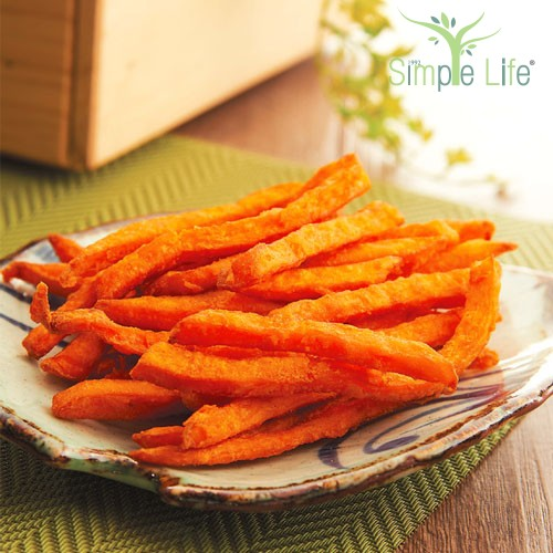 Sweet Potato Fries / 酥炸番薯条