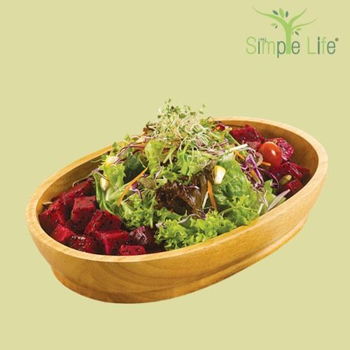 Dragon Fruit Salad / 龙珠果沙拉