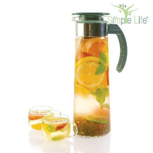 Mix Fruits + Mint Leaves + Chia Seed + Honey / 混合水果 + 薄荷叶 + 奇亚籽 + 蜜糖
