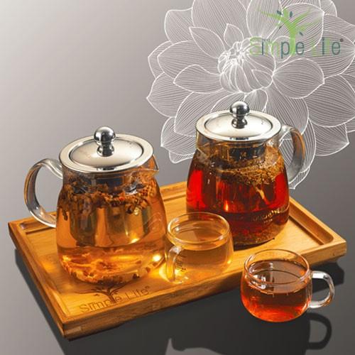 Organic Green Tea + Osmanthus / 有机绿茶 + 桂花