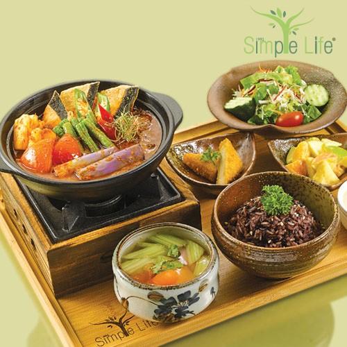 Vegetarian Asam Seaweed Beancurd Fillet / 亚参紫菜豆腐余