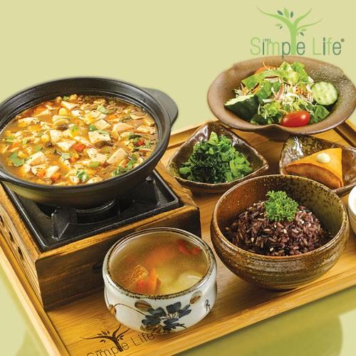 Black Pepper Mix Soft Beancurd Pot / 黑胡椒豆腐煲