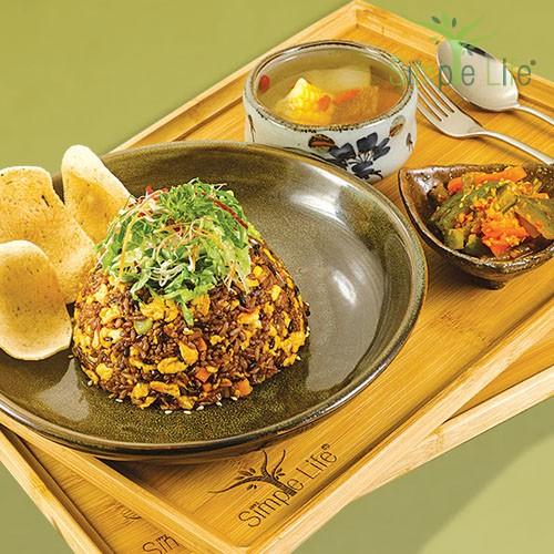 Tom Yam Fried 10 Grains Rice / 冬炎炒十谷饭