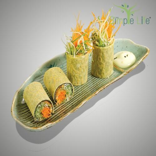 Japanese Egg Roll / 日式蔬菜蛋卷