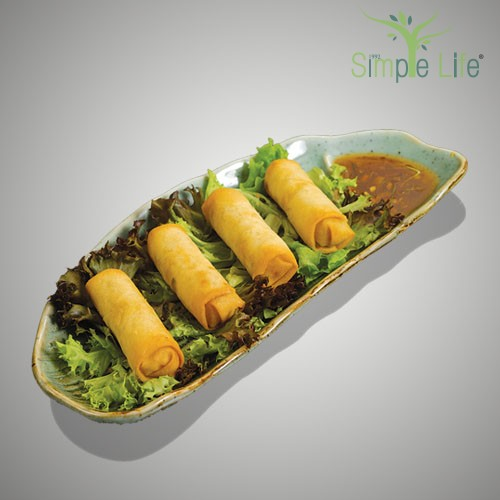 Vegetable Spring Roll / 蔬菜春卷