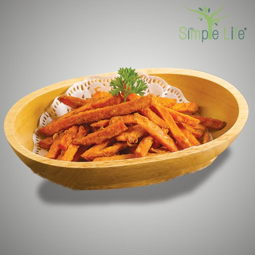 Sweet Potato Fries / 炸蕃薯条