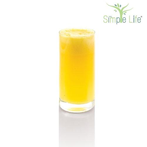 Pineapple + Orange / 凤梨 + 橙