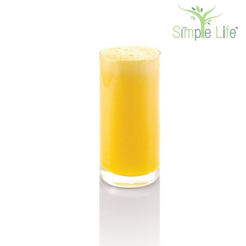 100% Pure Fresh Mango Juice / 新鲜芒果汁
